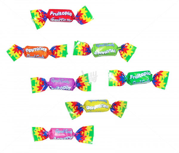 Նուգա «Ֆրուտոպիա» Grand Candy