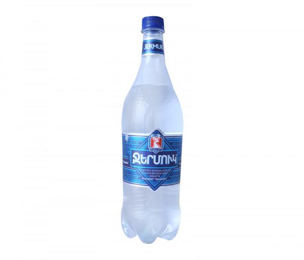 Ջերմուկ Գազավորված Ջուր 1լ