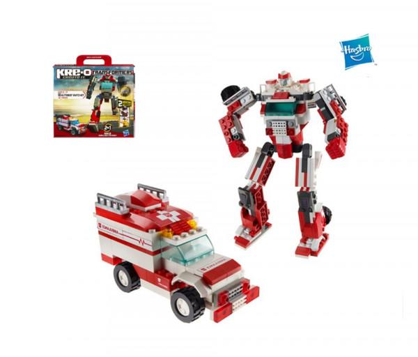 Կոնստրուկտոր «Ավտոբոտ Ռատչետ» Mankan Toys