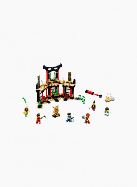 Կառուցողական խաղ Ninjago «Տարրերի մրցարշավ»