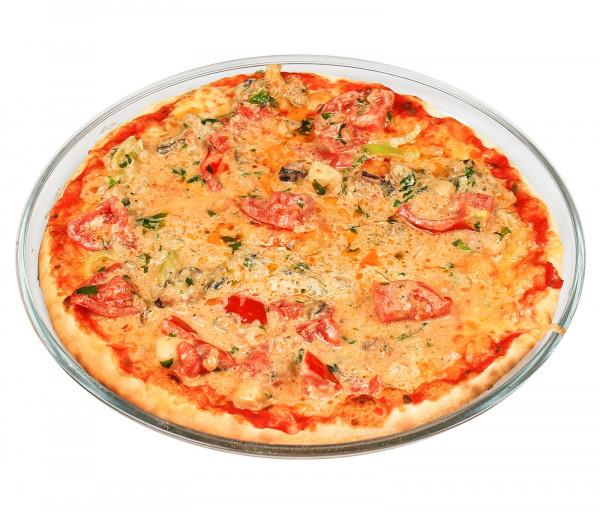 Ծովամթերքով պիցցա Պիցցա Դի Ռոմա