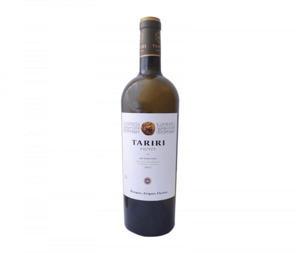 Թարիրի Սպիտակ անապակ գինի 0.75լ