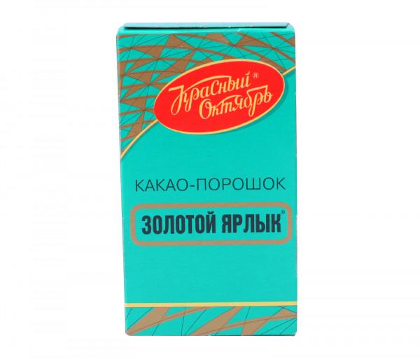 Կրասնիյ Օկտյաբր Ոսկե Պիտակ Կակաո 100գ