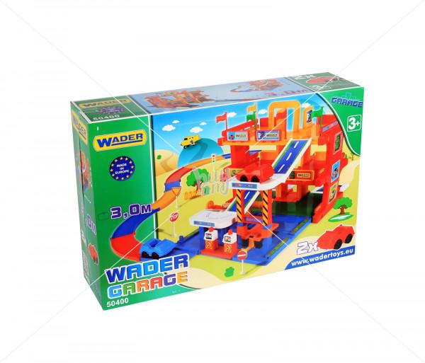 Խաղային հավաքածու «Ավտոտնակ» Wader