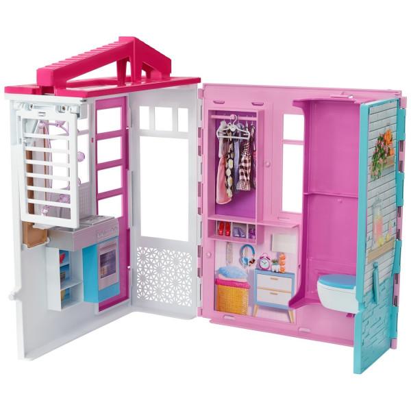 Փոքր տնակ Barbie