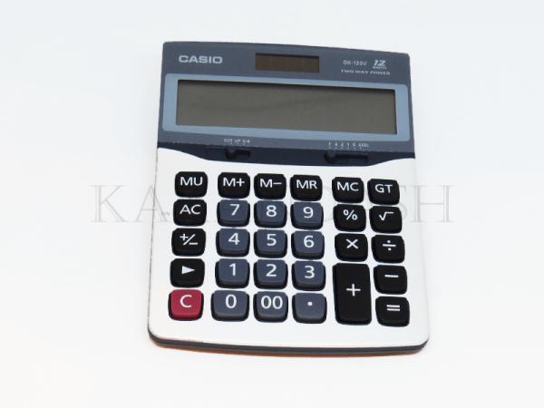 Հաշվիչ սեղանի Casio DX 120V W
