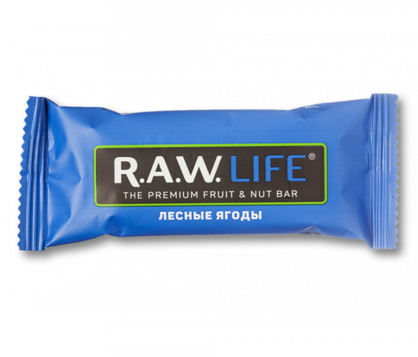 R.A.W. Life Forest berries 47g