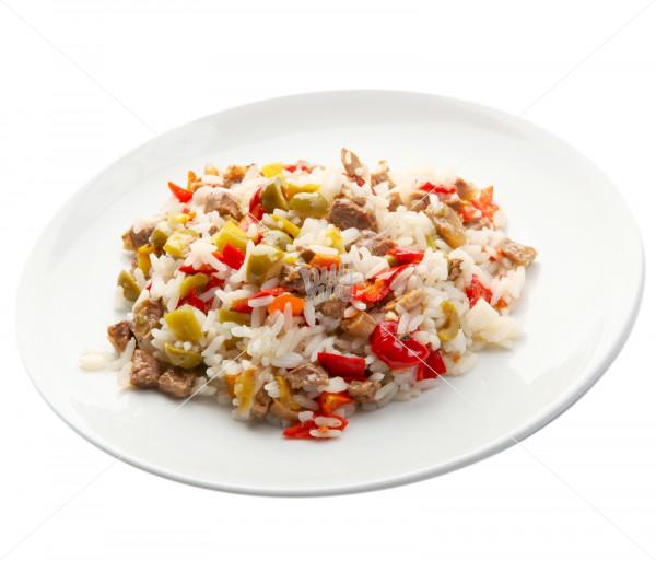 Բրինձիսպանականձևով Aries Lunch