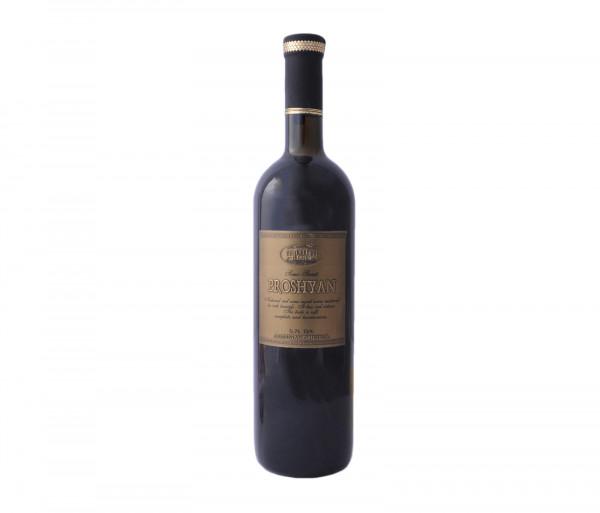 Պռոշյան Կարմիր կիսաքաղցր գինի 0.7լ