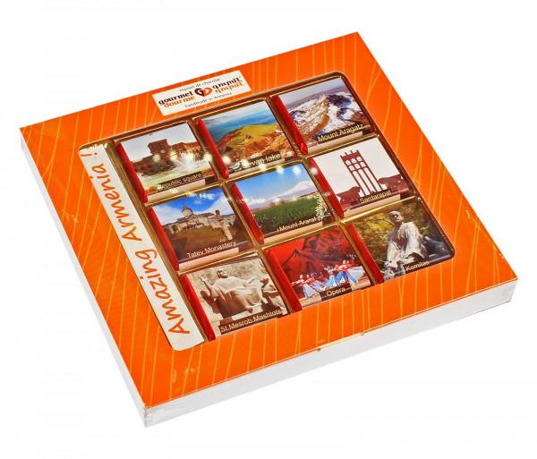 Շոկոլադե կոնֆետներ «CD» Gourmet Dourme