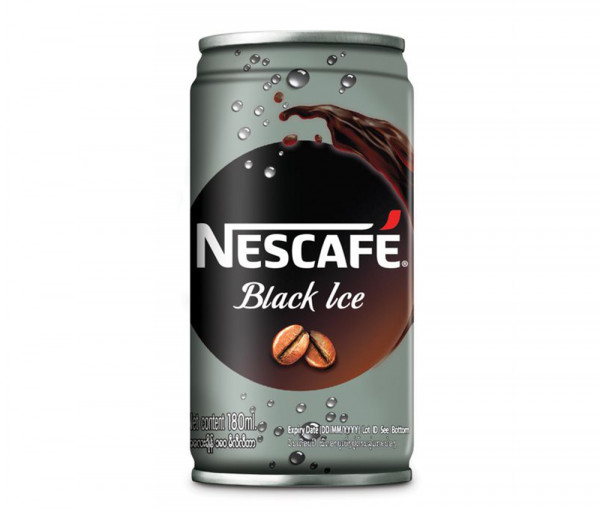 Nescafe Black Ice Coffee 180ml