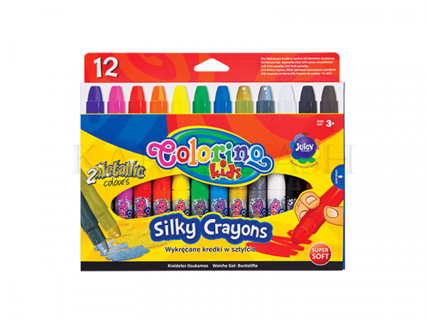 Մոմամատիտներ Colorino Kids 36078PTR 12 գույն