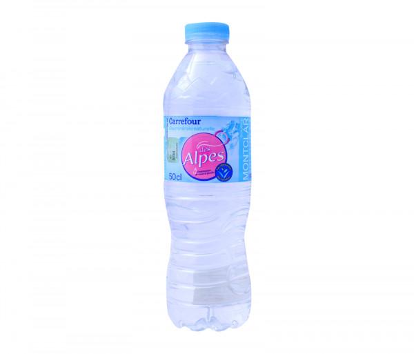 Քարֆուր Աղբյուրի ջուր Ալպյան 0.5լ