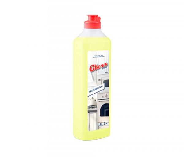 Գազօջախ մաքրող գել Gloss Active Professional 0,5լ