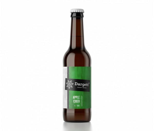 Գարեջուր «Apple Cider» 0.33լ Dargett