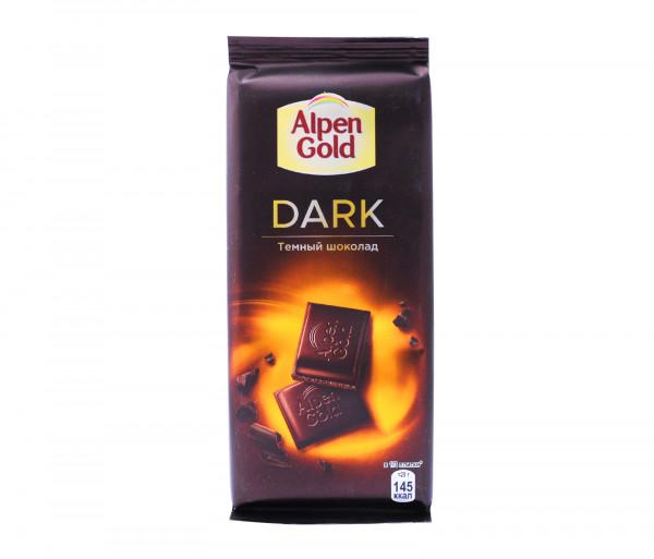 Ալպեն Գոլդ Մուգ Շոկոլադե սալիկ 85գ