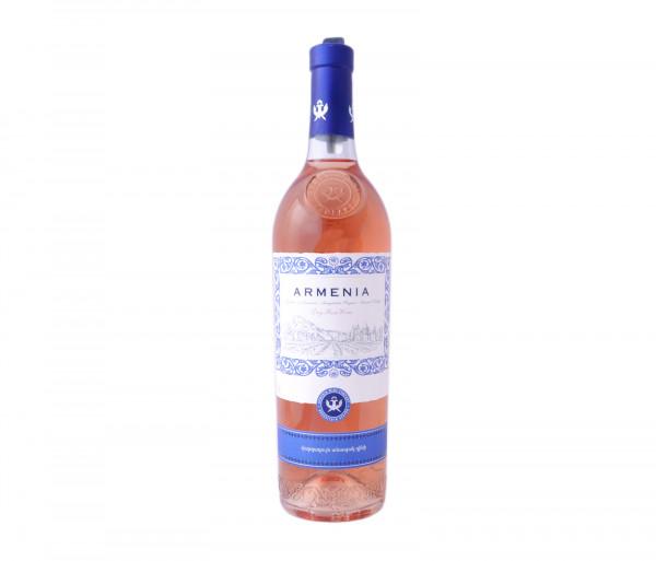Արմենիա Վարդագույն անապակ գինի 0.75լ