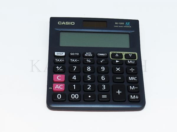 Հաշվիչ սեղանի Casio MJ 120D