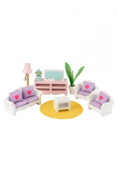 Խաղալիք Հյուրասենյակի պարագաների հավաքածու, տարիք՝ 3-8 տ. 146044EL