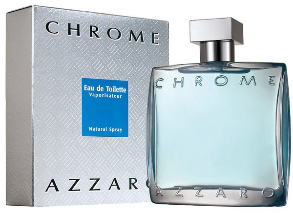 Տղամարդու օծանելիք Azzar Chrome Eau de Toilette 30 մլ