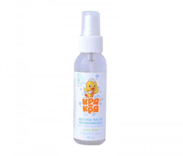 Կրյա-Կրյա Մանկական փափկեցնող յուղ 100մլ