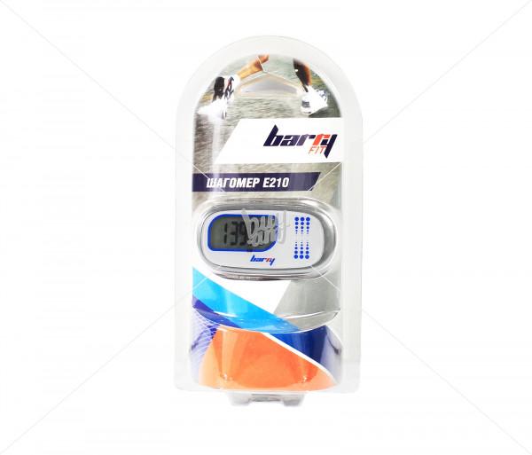 Քայլաչափ Barry Fit E210