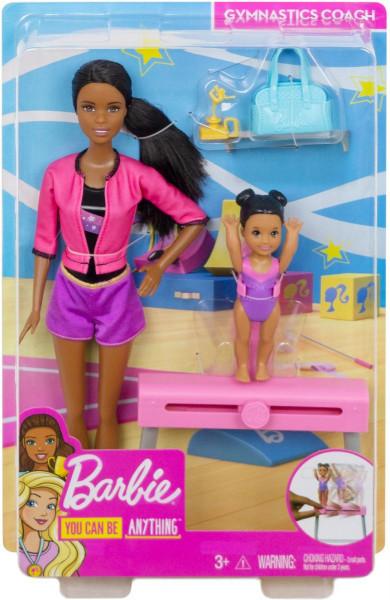 Տիկնիկ հավաքածու Մարմնամարզուհիներ Barbie