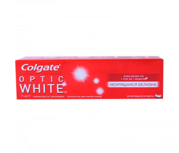 Քոլգեյթ Ատամի մածուկ Օպտիկ Սպիտակ 75մլ