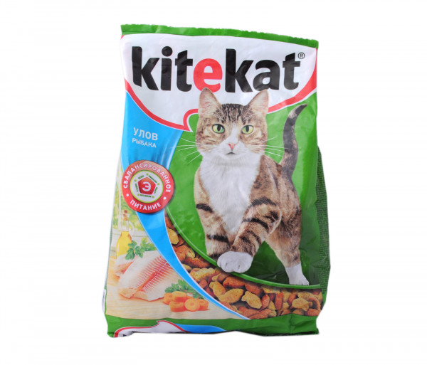 Kitekat Cat Food Dry Fish 350g