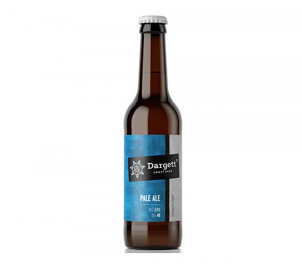 Գարեջուր Dargett Pale Ale 0.33լ