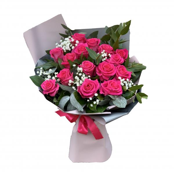Ծաղկեփունջ «Confidence» My Rose