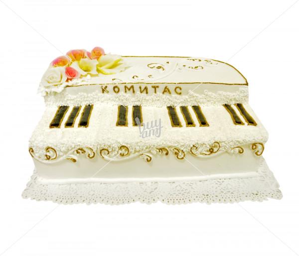 Տորթ «Դաշնամուր» Kalabok Cake