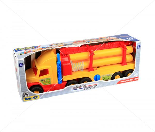 Խաղալիք շինարարական բեռնատար Wader