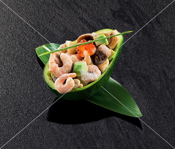 Էբի Ավոկադո սարադա AKO Sushi