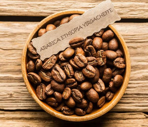 Սուրճ Արաբիկա Եթովպիա Յիրգաչեֆ Coffee-inn