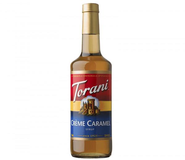 Օշարակ Torani Crème Caramel 0.75 լ