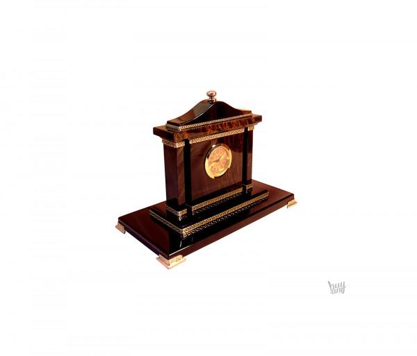 Սեղանի ժամացույց օբսիդիան «Ավանգարդ»