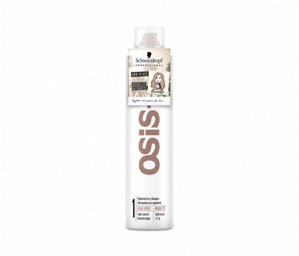 Չոր շամպուն «Schwarzkopf Professional OSiS+ Boho Rebel» (մուգ մազերի) 300մլ