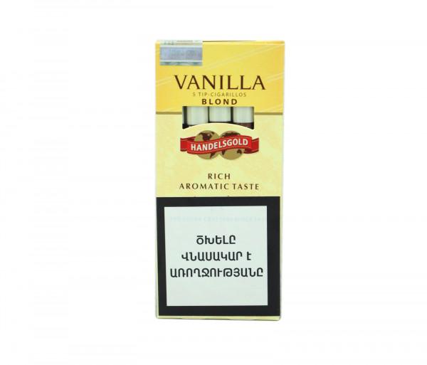 Սիգարելա Handelsgold Vanilla Tip Blond 5