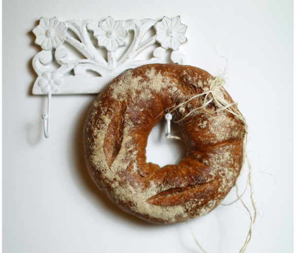 Ընկույզով հաց Crumbs