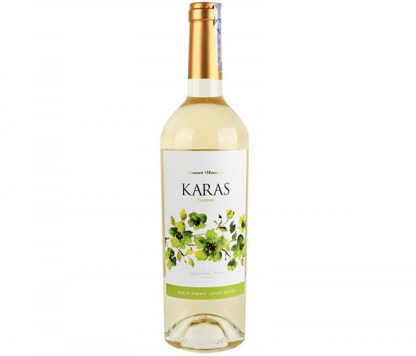 Գինի «Karas Sweet Muscat» (սպիտակ, կիսաքաղցր) 0.75լ