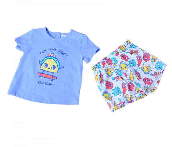 Տեքս Մանկական Գիշերազգեստ Կապույտ I842703