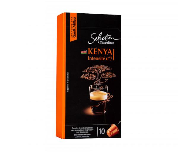 Քարֆուր Սուրճի պարկուճներ Քենյա x10