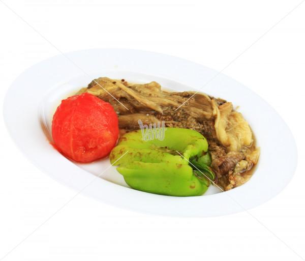 Խորոված բանջարեղեն Կովկաս Պանդոկ