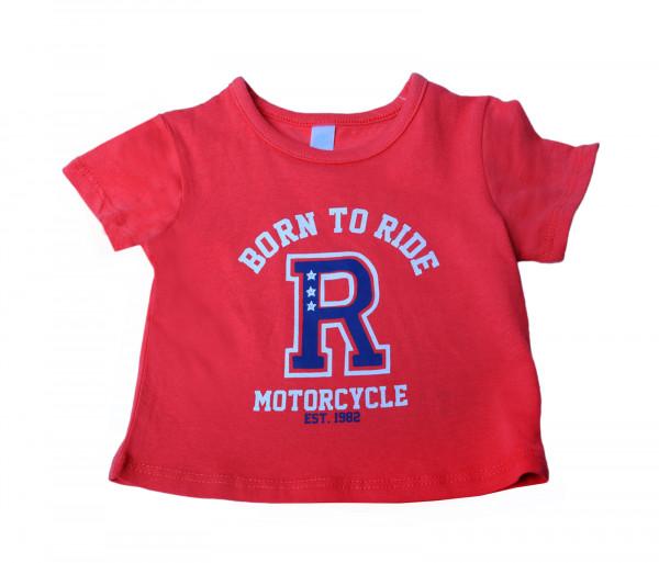 Տեքս Մանկական Տղայի Շապիկ Կարմիր I842942