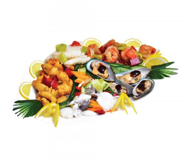 Կայսերական ուտեստ ծովային դելիկատեսներից Պեկին Ռեստորան