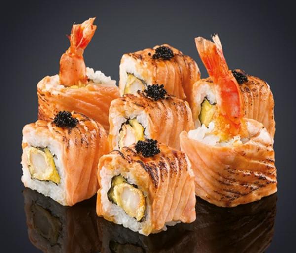 Օշիցու ռոլլ AKO Sushi