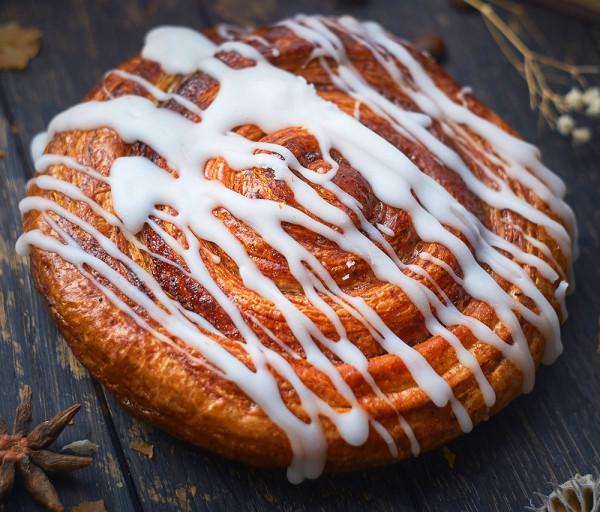 Կրուասան դարչինով Patrick's Pastry