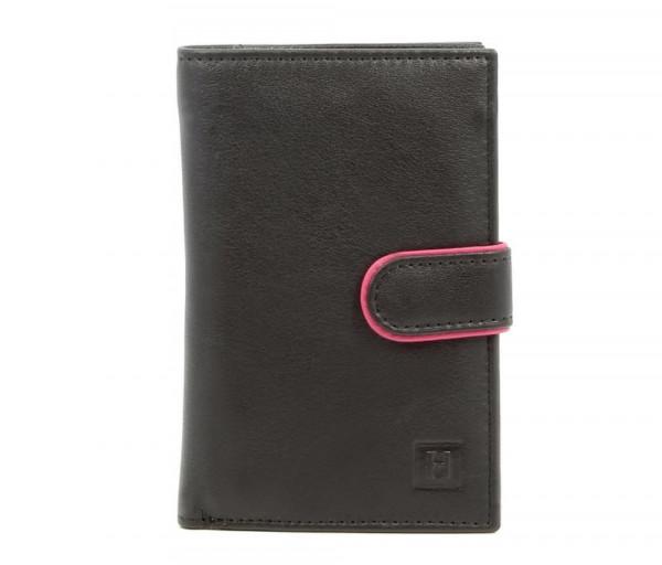 Կանացի կաշվե դրամապանակ Wallet Multicolor Hexagona