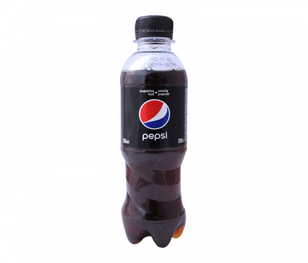 Պեպսի Գազավորված Ըմպելիք Սև 0.25լ